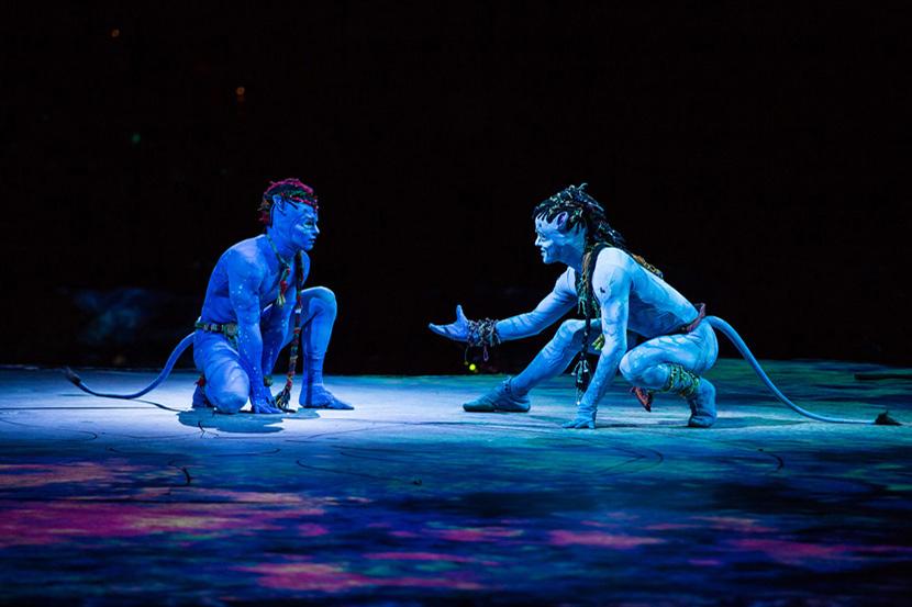 Cirque du Soleil i njihova verzija 'Avatar' u zagrebačkoj Areni